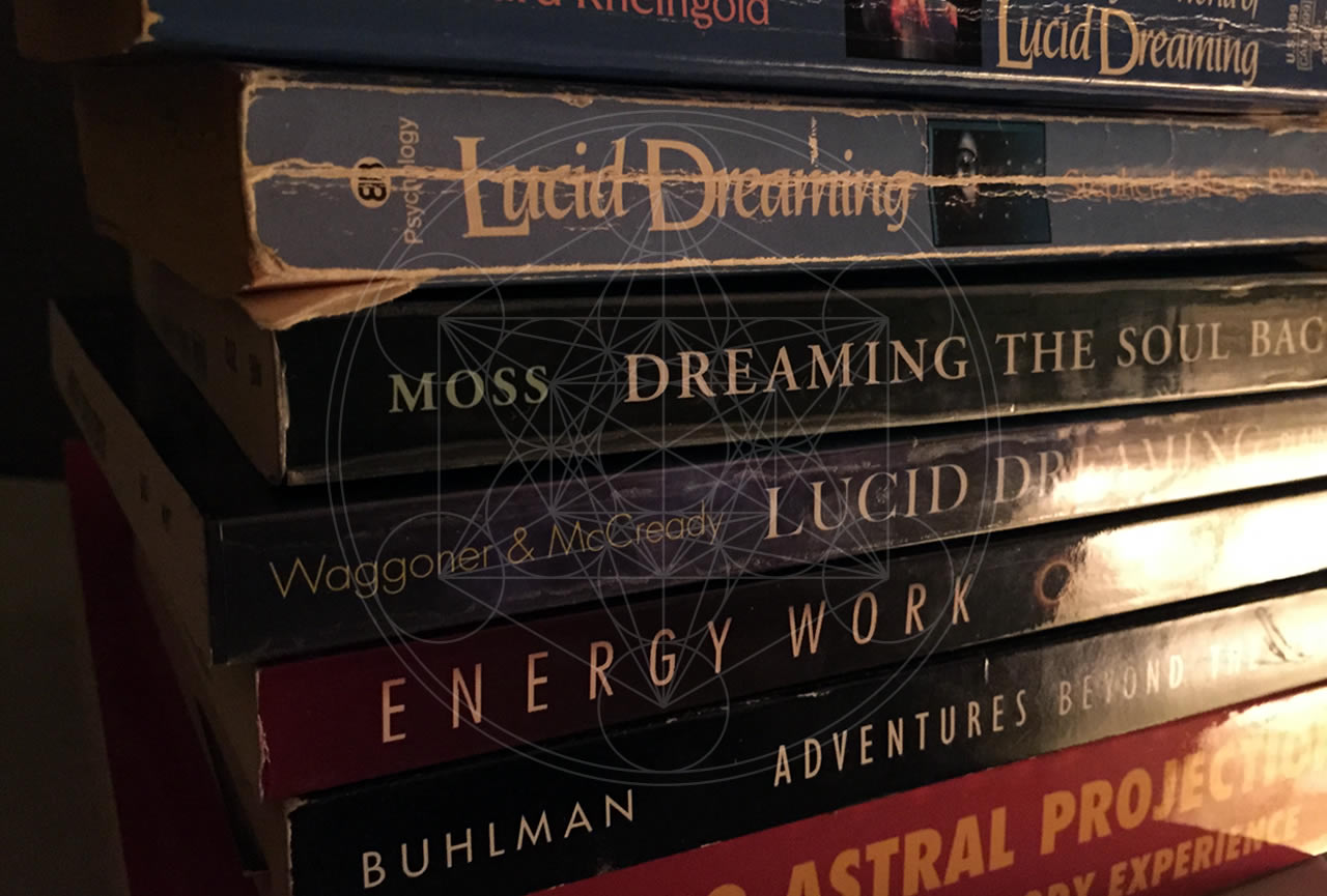 5 must read books for lucid dreamers